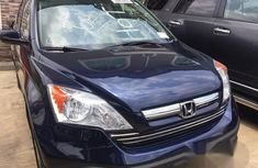 Tokunbo Honda CRV 2009 Blue For sale