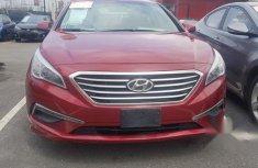 Hyundai Sonata 2015 Red for sale