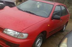 Tokunbo Nissan Almera 1999 Red for sale