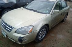 Nissan Altima 2003 Gold for sale