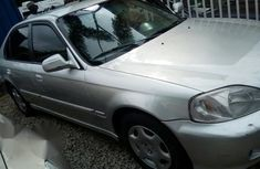 Honda Civic 1999 Silver for sale