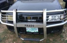 Isuzu Rodeo 2004 Black For Sale