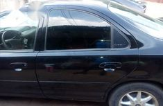 Ford Contour 2002 Black For Sale