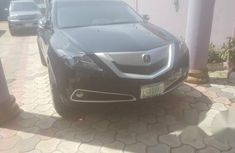 Acura ZDX 2012 Black for sale