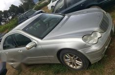Mercedes-benz C320 2003 Silver for sale