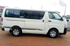 Clean Registered Toyota Hiace 2010 White