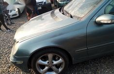 Mercedes-Benz C230 2003 Green for sale