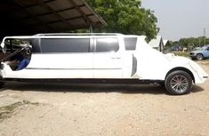 First-ever Motorbike Limousine spotted in Ghana, Africa