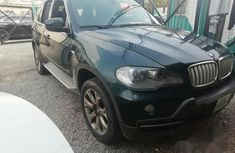 BMW X5 2008 Green for sale