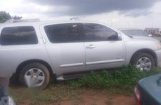 Nissan Armada 2006 Silver for sale