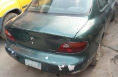 Neat Hyundai Elantra 1993 Green for sale