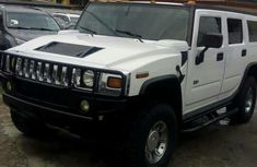 Hummer H3 2009 White For Sale