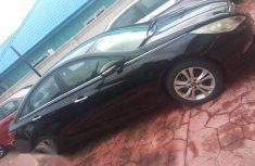 Nigerian Used Hyundai Sonata 2011 Black