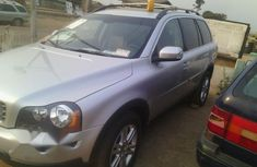 Volvo XC90 2009 Silver for sale