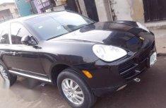 Porsche Cayenne S 2009 Black for sale