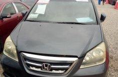 Nigerian Used Honda Odyssey 2005 Gray