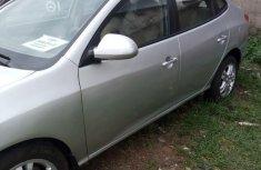 Unique Hyundai Elantra 2007 Silver for sale
