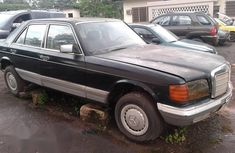 Mercedes Benz 280E 1983 Black for sale