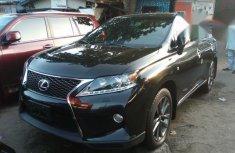 Clean Lexus Rx 2013 Black
