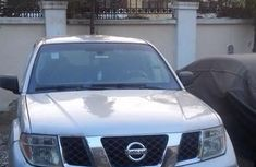 Nissan Frontier 2007 Silver for sale