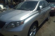Tokunbo Lexus RX350 2010 Silver for sale