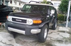 Toyota FJ Cruiser 2007 Black for sale
