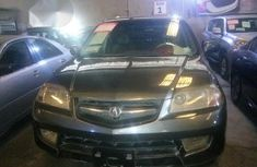 Acura MDX 2001 Gray for sale