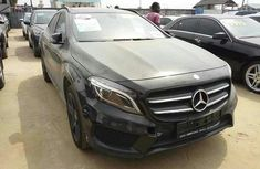 Mercedes-Benz Gla250 2016 Black for sale