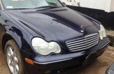 Mercedes-Benz C240 2004 Blue for sale