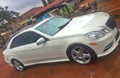 Mercedes Benz E350 2015 White for sale