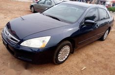 Original Honda Accord 2007 Blue for sale