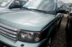 Rover Land Sport 2009 Green for sale