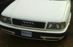 Very Clean Audi 80 1999 White for sale