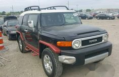 Tokunbo Toyota Fj Cruiser 2008 Gray for sale