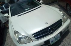 Mercedes-Benz CLS 2008 White for sale