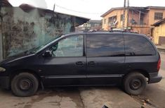 Used Chrysler Voyager 1999 Gray for sale