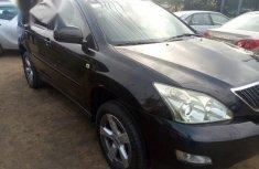 Lexus RX 2007 Black for sale