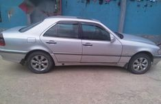 Mercedes Benz C180 2000 Silver for sale