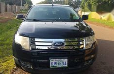 Ford Edge 2010 Black for sale