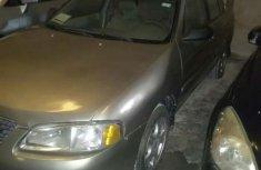 Nissan Sentra 2002 Gold for sale