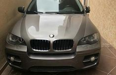 BMW X6 2013 Gray for sale
