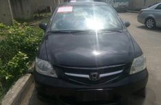 Honda City 2007 Black for sale