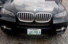 Clean BMW X6 2010 Black for sale