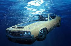Survival tips to escape a sinking car