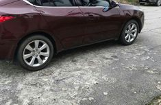 Accura Zdx 2011 Red for sale