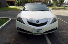 Acura ZDX 2012 Petrol Automatic White