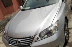 Lexus ES 2011 Automatic Petrol ₦6,400,000