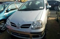 Almost brand new Nissan Almera Tino Petrol 2003