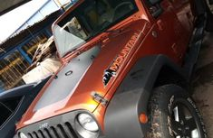 Jeep Wrangler 2012 Automatic Petrol ₦8,500,000