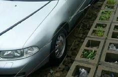 Audi A4 2001 Petrol Automatic Grey/Silver for sale